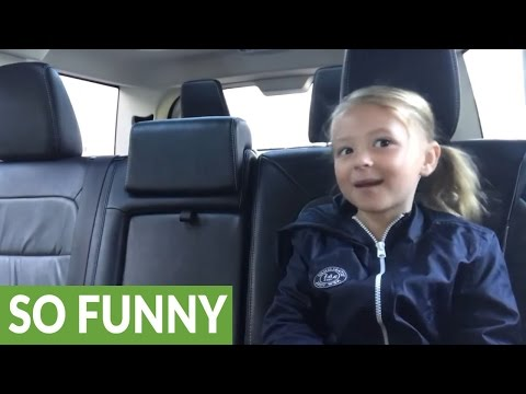 6-year-old girl is a natural vlogger