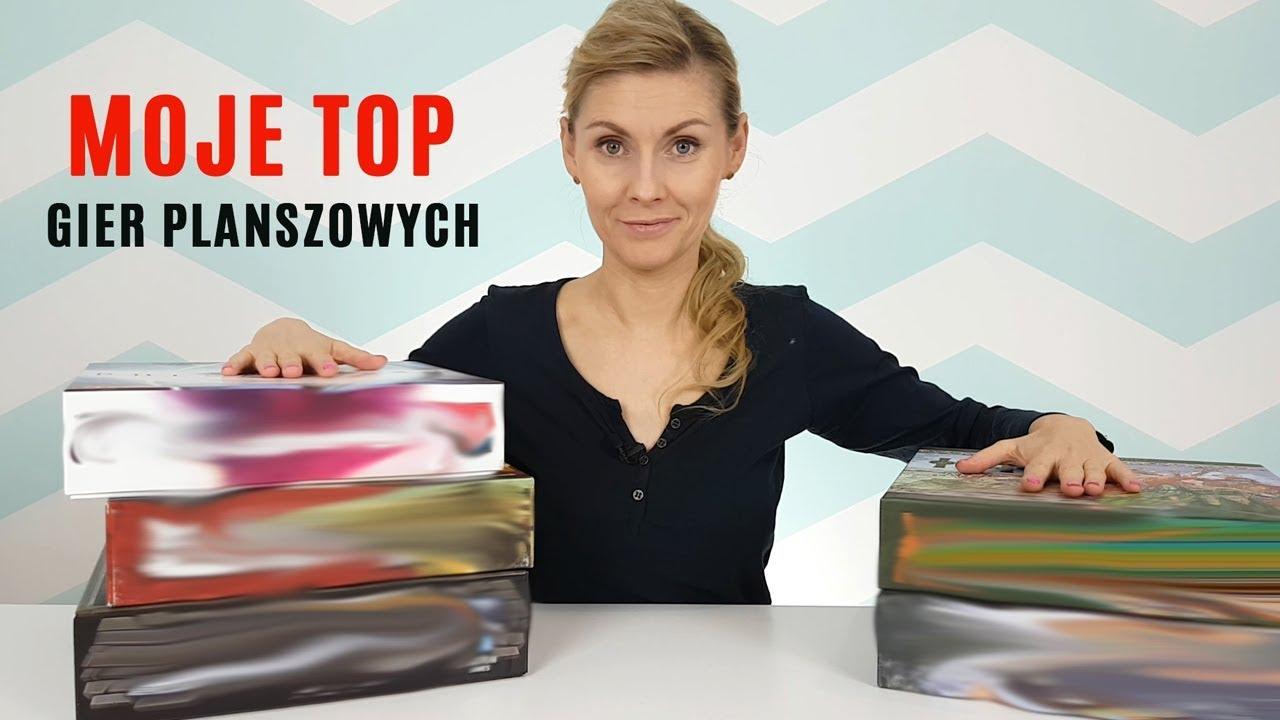 Najlepsze Gry Planszowe 2018 Moje Top 10 15 Youtube