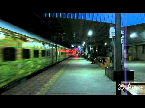 Inaugural Run - 22204 Secunderabad Visakhapatnam AC Duronto Express