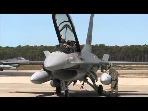F 16 Fighting Falcon in Syria