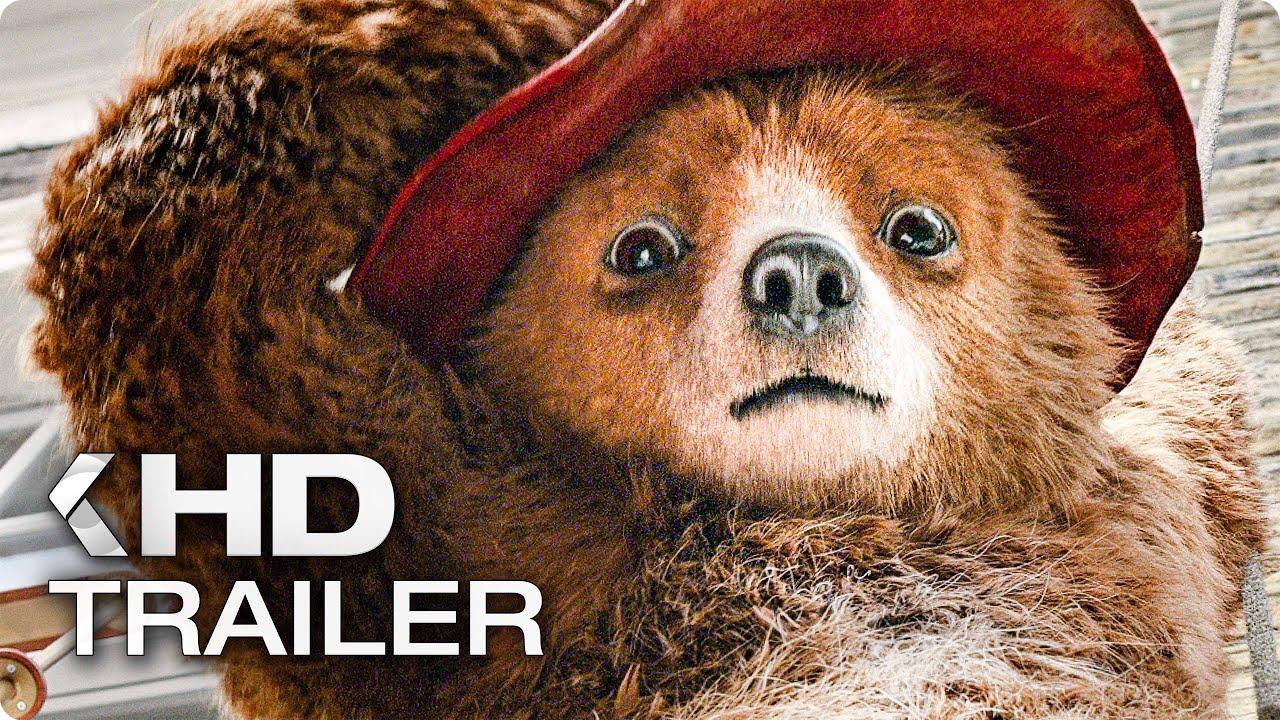 Download PADDINGTON 2 Teaser Trailer German Deutsch (2017)