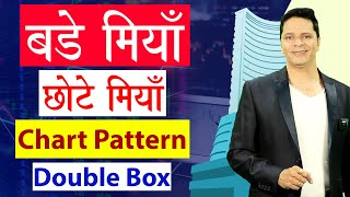 Chart Patterns बडे मियाँ छोटे मियाँ    Chart Patterns In Hindi   Double Box Breakout   Aryaamoney