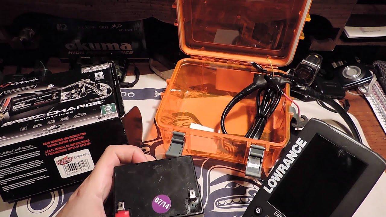 lowrance elite 4 hdi battery setup youtube rh youtube com lowrance elite 5x hdi lowrance elite 4 hdi wiring diagram [ 1280 x 720 Pixel ]
