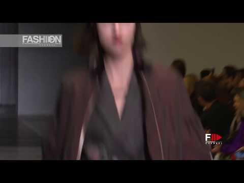 JOHN RICHMOND Fall 2018/2019 Milan - Fashion Channel