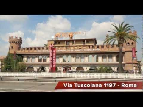 Peroni Mobili Roma Tuscolana.Il Castello Spazio Del Design A Roma