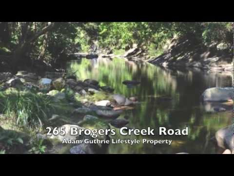 Brogers creek