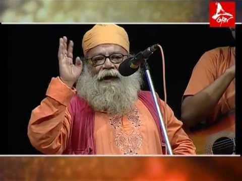 Lal paharir deshe ja - by Sahajiya Folk Band & poet Arun Chakrabarty Live at Tara Music Channel.mov