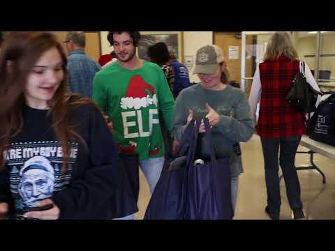 Christmas Volunteer Tribute Video 2019