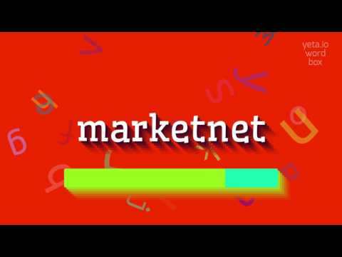 "How to say ""marketnet""! (High Quality Voices)"