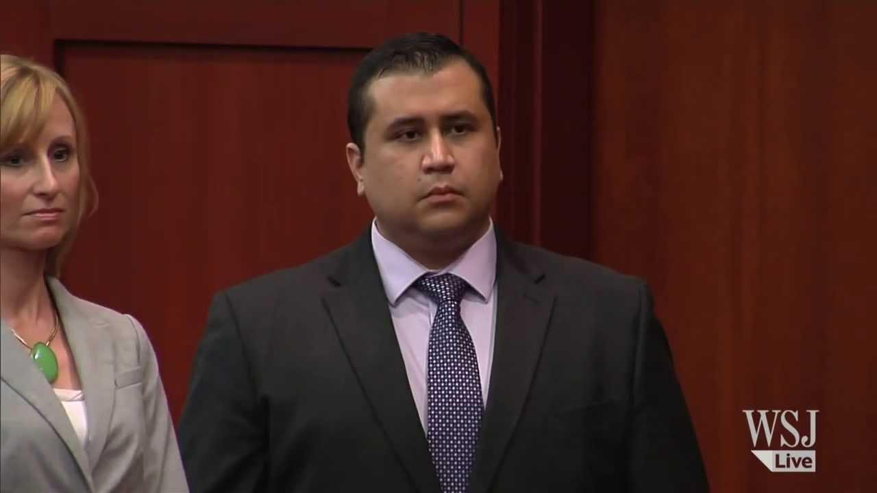 George Zimmerman Trial Verdict | Not Guilty: Jury Reads Zimmerman Verdict