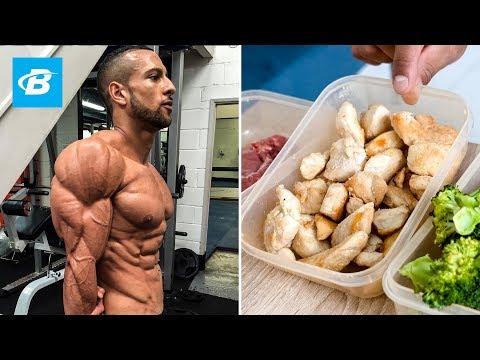 Bodybuilding Meal Prep 101 | IFBB Pro Romane Lanceford