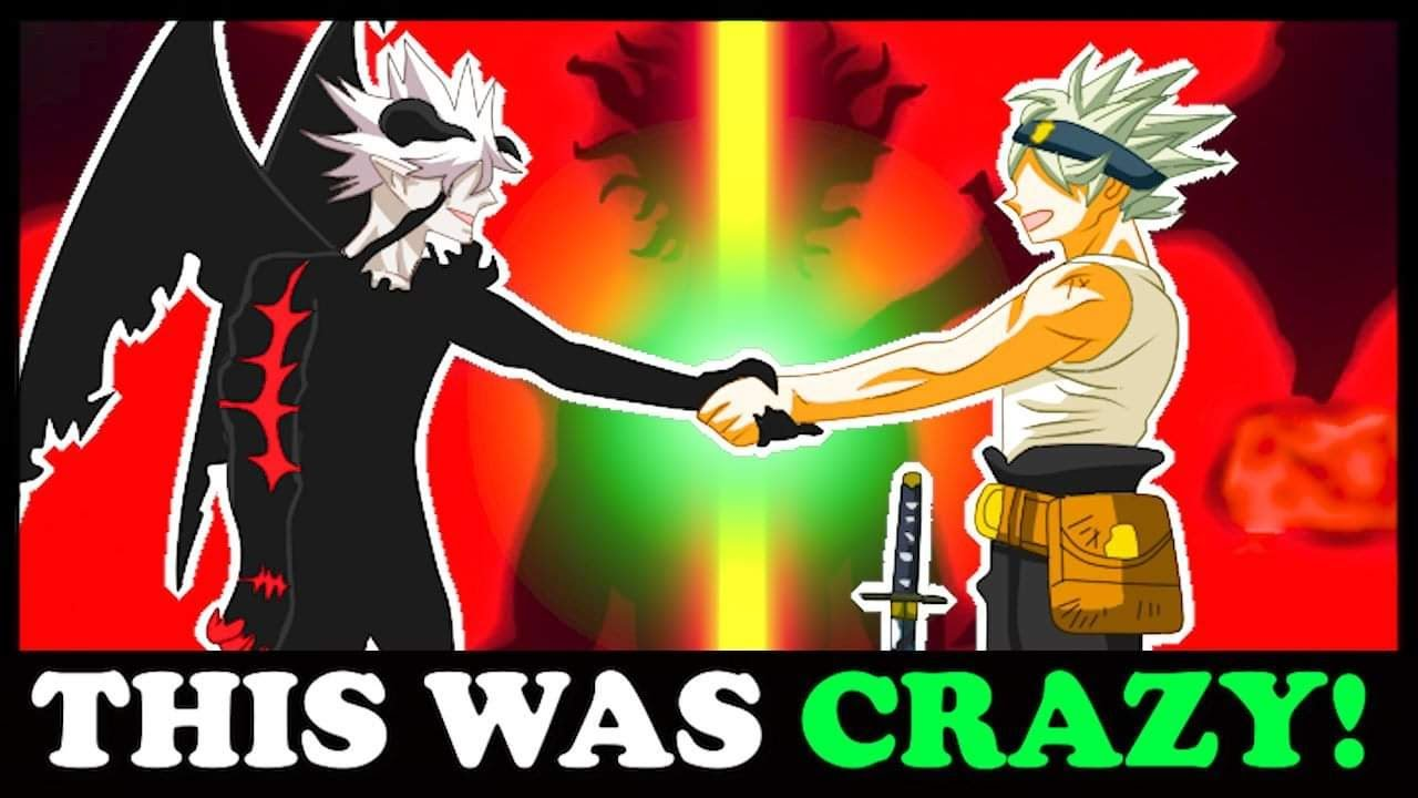 The Truth About Asta S Brother Confirmed Black Clover S Anti Magic Devil Liebe Reveals Everything Youtube