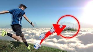 Extreme football challenge !! adidas x 16.1 vs adidas ace 16.1