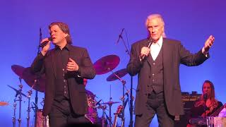 Righteous Brothers, You've Lost That Lovin' Feeling, April 15, 2018, Balboa Theater, San Diego