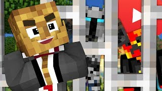MINECRAFT YOUTUBER MODDED COPS AND ROBBERS