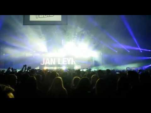 Jan Leyk Planet Radio Attack 2015