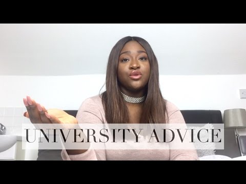 UNIVERSITY GUIDE 101: ADVICE FROM A THIRD YEAR STUDENT! | AYO MAGS