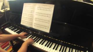 Ecossaise in E flat Major WoO 86 by Beethoven RCM piano repertoire grade 1 2015 Celebration Series