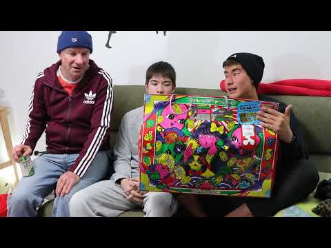 Japan New Year's Lucky Bags (福袋) - Eric Challenge Time #6