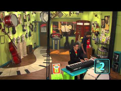 """""""Meter"""" Episode #2 Preview - Quaver's Marvelous World of Music"""