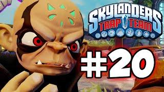 Stream skylanders trap team gameplay walkthrough part 20 hood