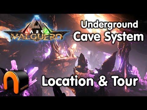 ARK VALGUERO Aberration Entrance Location & Tour