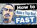 Caustic 3 Trap | How to make a quick Trap beat | Prod. S. Fleks