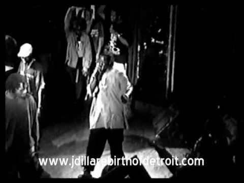 J Dilla, Slum Village, Phat Kat (Live @ St Andrews Hall 1996)