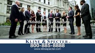 Kline & Specter Philly Hometown Commercial