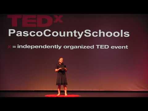 TEDx Talks: Walt Disney | Bayley Krystofiak | TEDxPascoCountySchools