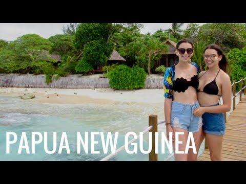 PNG with P&O Cruises: Alotau, Rabaul, Kiriwina, Conflict Islands