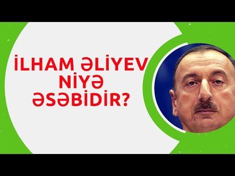 İlham Əliyev niyə qəzəblidir?