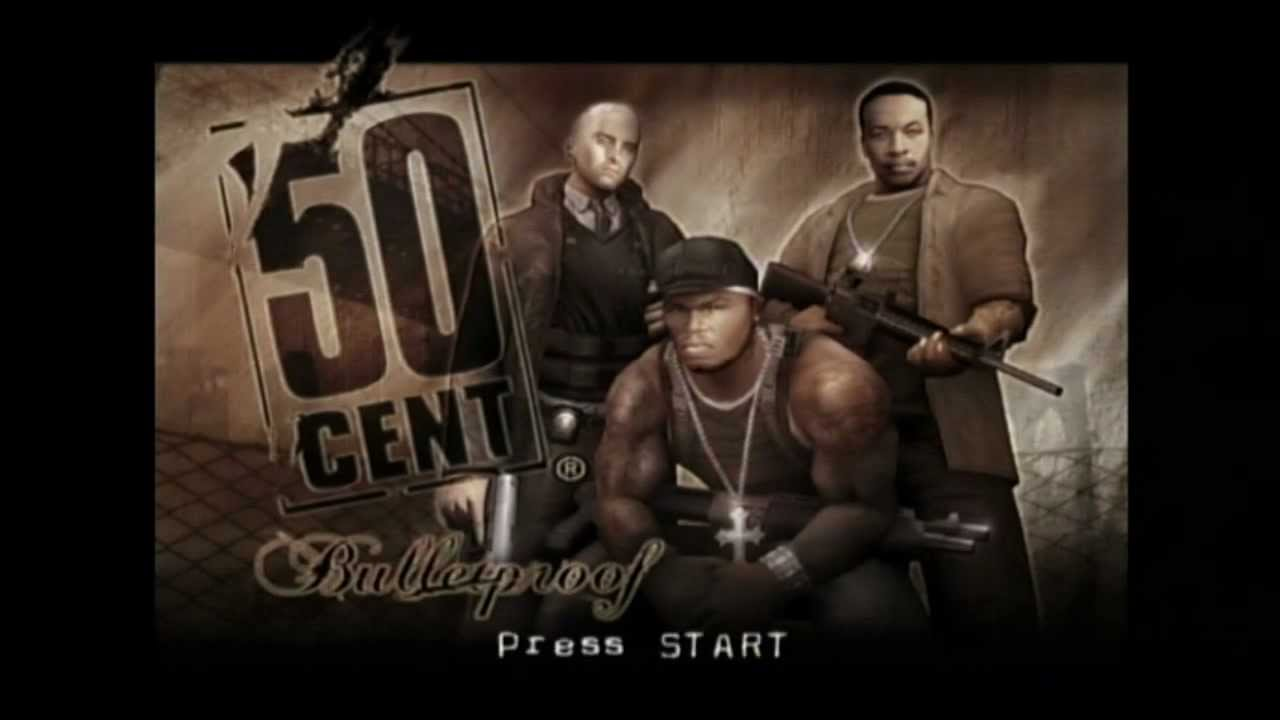 50 CENT - BULLETPROOF ALBUM LYRICS