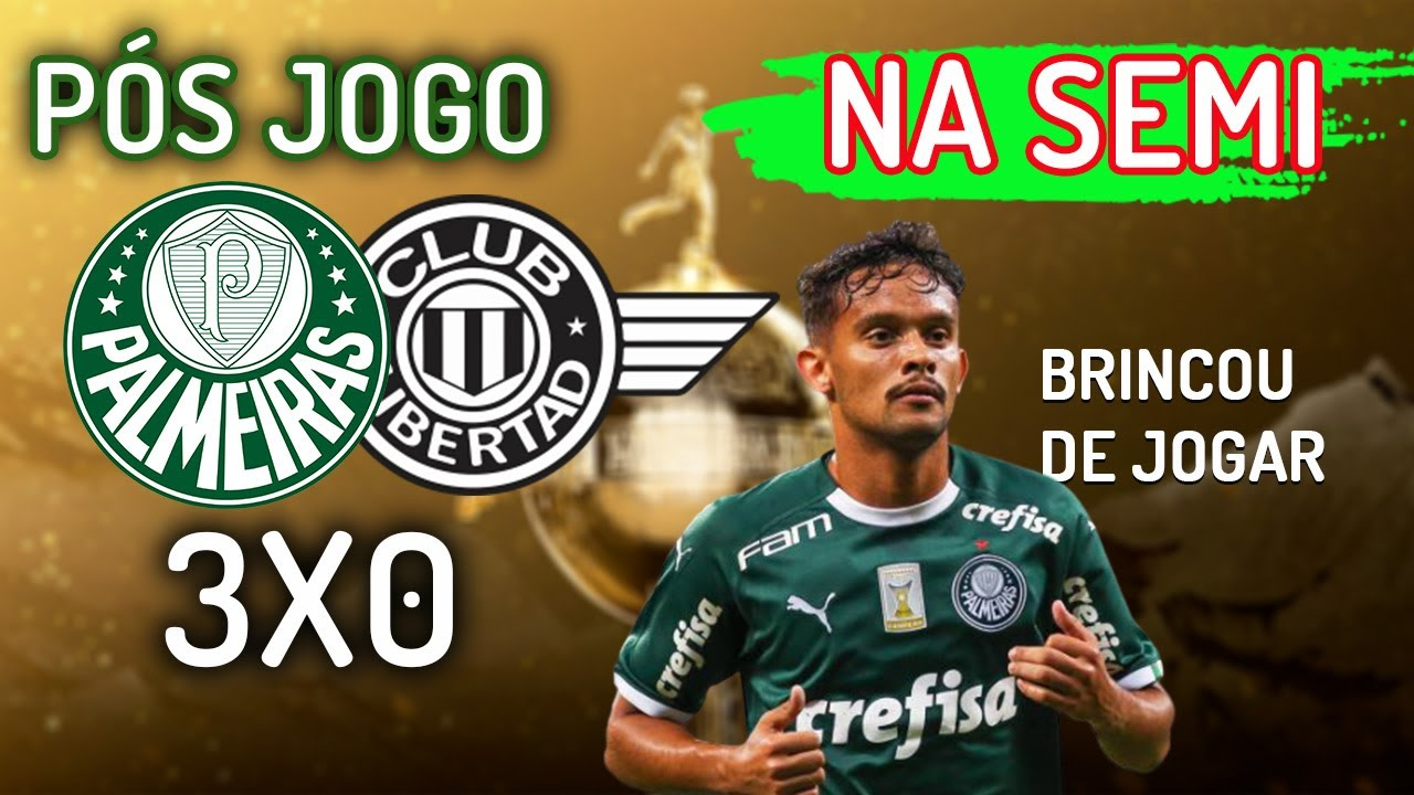 Jogo Palmeiras X Libertad Onde Assistir Palmeiras X