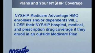 Medicare Part Coordination Your Nyship Benefits