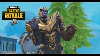 When Thanos Comes For Fortnite