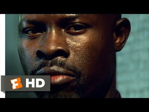Push (4/11) Movie CLIP - Put the Gun in Your Mouth (2009) HD
