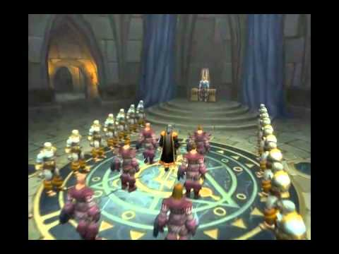 Alliance of Lordaeron and Coronation of King Terenas ...