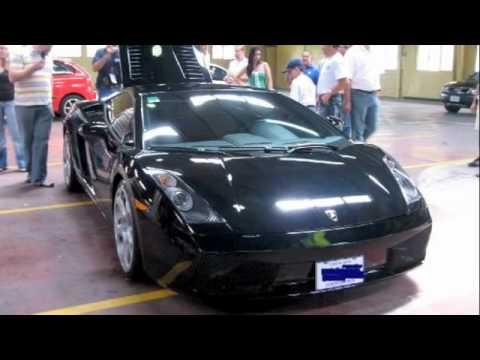 Carros De Lujo En Costa Rica Youtube