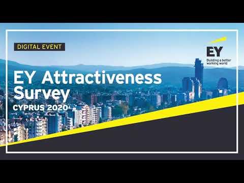 EY Attractiveness Survey: Cyprus 2020 - Hybrid Event Highlights