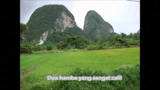 Perlis State Anthem/Lagu Negeri Perlis - Amin Amin Ya Rabaljalil