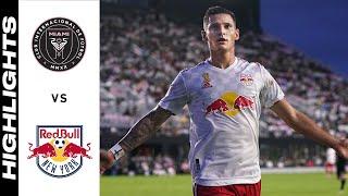 Интер Майами  0-4  Нью-Йорк Ред Буллз видео