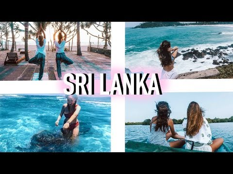 SOUTHERN SRI LANKA TRAVEL VLOG /BACKPACKING ASIA