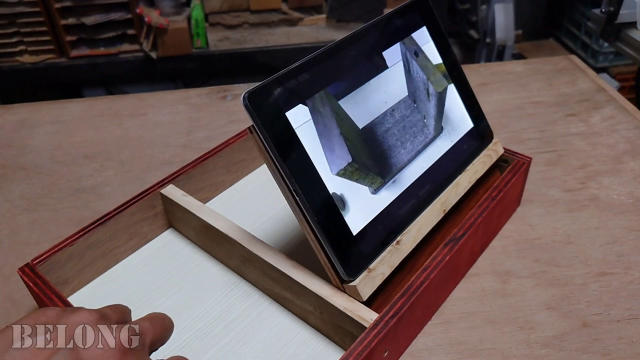 多功能平板架 I Tablet or IPAD stand l Vlog003 l BELONG