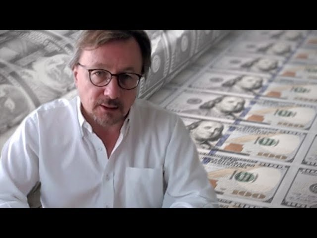 You Can't Eat Money with Graeme Maxton