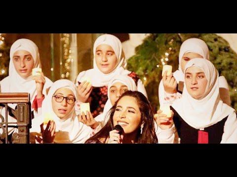 "Di Gereja, Paduan Suara Muslimah Nyanyikan Lagu ""Malam Kudus"" dalam Bahasa Arab"