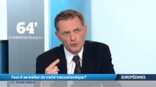Faut-il se méfier du traité transatlantique ?