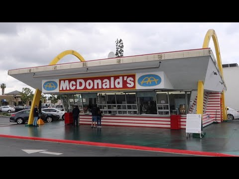 Oldest Operating McDonalds Restaurant In The World
