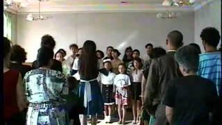 Martuni music school choir-Artsakhi himn, Angela Martirosyan, 1995 tiv