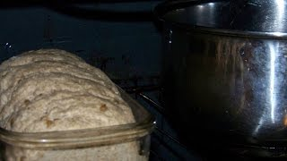 Sour Dough, Oatmeal Bread, Simple In House Proofing 4/5 Chef John The Ghetto Gourmet Show Ii